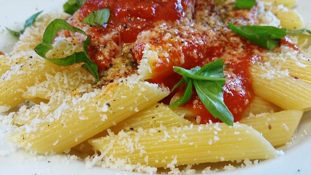 Recept voor koolhydraatarme pasta