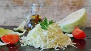 Koolhydraatarm recept witte koolsalade