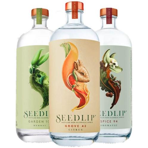 Seedlip gin