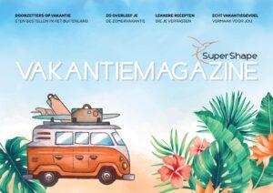 Super Shape vakantiemagazine